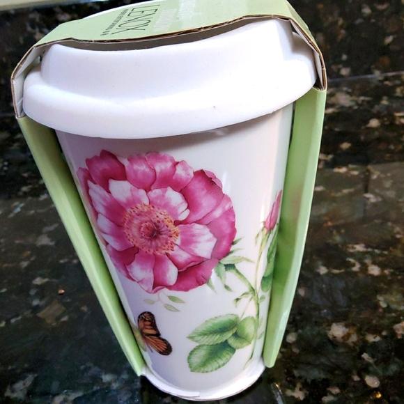New Lenox thermal mug and lid